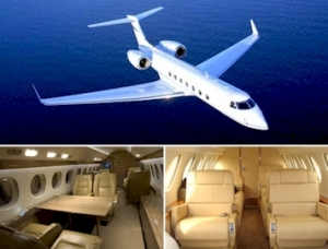 Jet privé Business 8 places