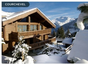 Chalet - Courchevel